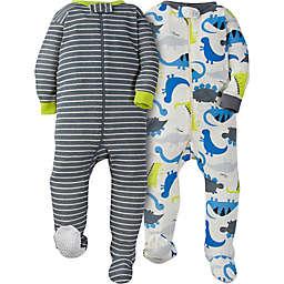 cdfe2453b Newborn Baby Boy Sleepwear | Baby Boy Footie Pajamas | buybuy BABY