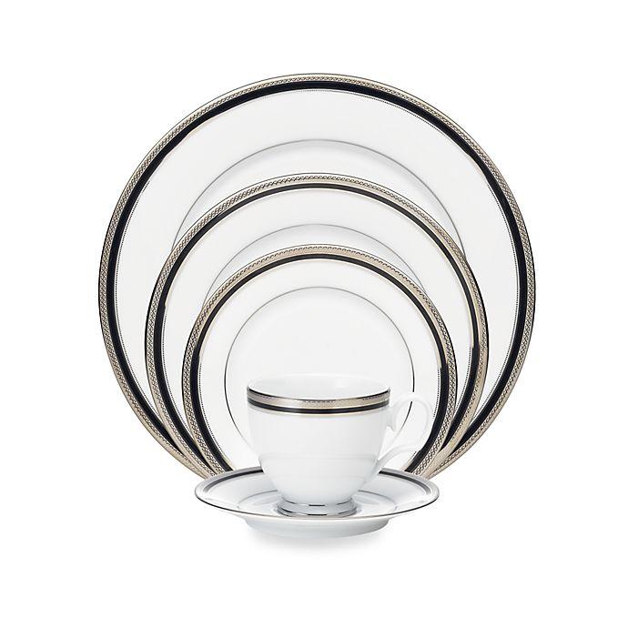 Alternate image 1 for Noritake® Austin Platinum Dinnerware Collection