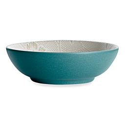 Noritake® Colorwave Bloom Soup/Cereal Bowl in Turquoise