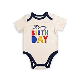 Mud Pie® Size 12M It's My Birthday T-Shirt in White