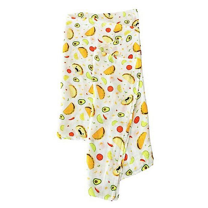 Alternate image 1 for Loulou Lollipop Tacos Muslin Swaddle Blanket
