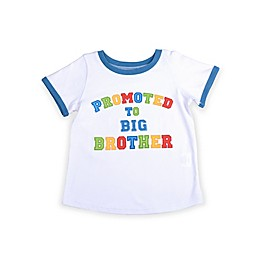 Mud Pie® Big Brother T-Shirt in White