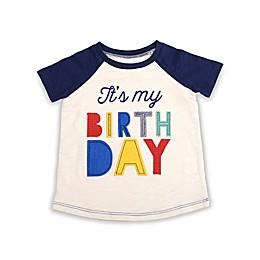 Mud Pie® It's My Birthday T-Shirt in White