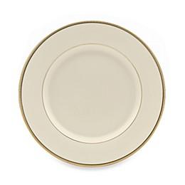 Lenox® Tuxedo™ Gold Dinner Plate