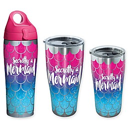 Tervis® Mermaid Tail Stainless Steel Drinkware Collection