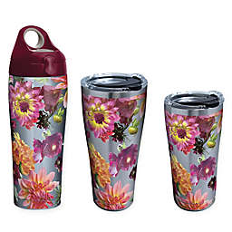 Tervis® Romantic Floral Stainless Steel Drinkware Collection