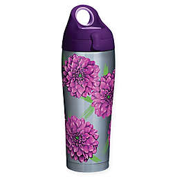 Tervis® Painted Dahlias 24 oz. Stainless Steel Water Bottle with Lid