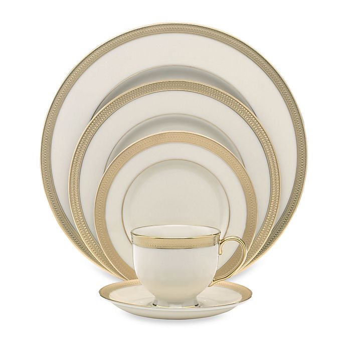 Alternate image 1 for Lenox® Lowell Dinnerware Collection