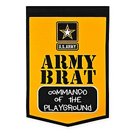 United States Military Academy Lil Fan Traditions Banner