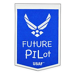 United States Air Force Academy Lil Fan Traditions Banner
