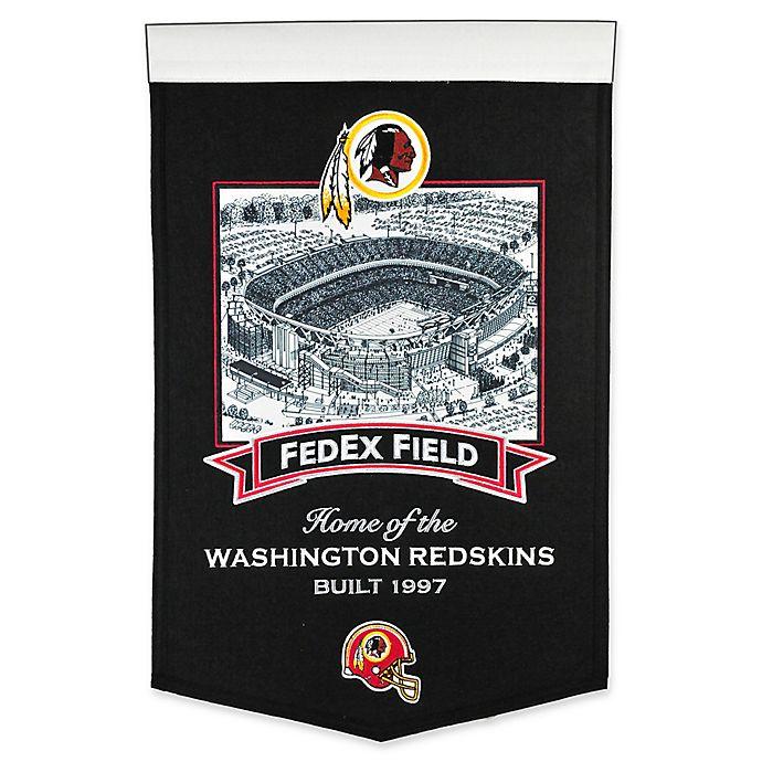 Alternate image 1 for NFL Washington Redskins Stadium Banner