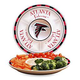 NFL Atlanta Falcons Game Day Chip and Dip Server