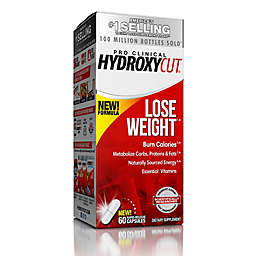 Hydroxycut Pro Clinical 60-Count Weight Loss Supplement Capsules