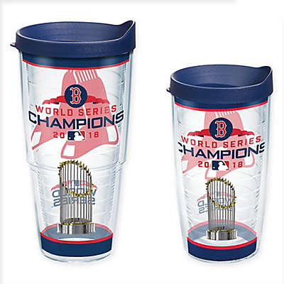 Tervis® MLB Boston Red Sox World Series 2018 Champions Wrap Tumbler with Lid