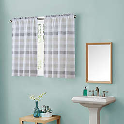 KAS Room Greta 45-Inch Window Curtain Tier Pair