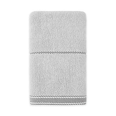 Bee & Willow™ Home Midsomer Striped Hand Towel in Grey