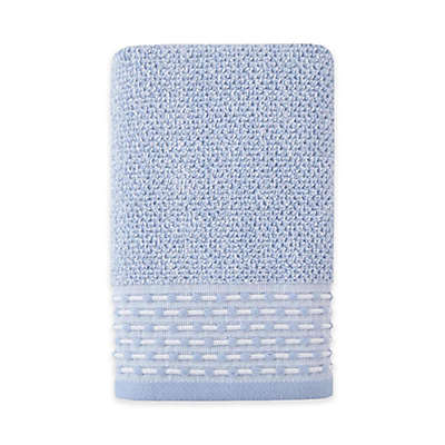 Bee & Willow™ Home Worthington Hand Towel in Blue