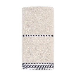 Bee & Willow™ Home Clearwell Fingertip Towel in Ivory