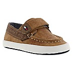 Tommy Hilfiger® Baby Dathem Size 3-6M Moc Shoe in Camel