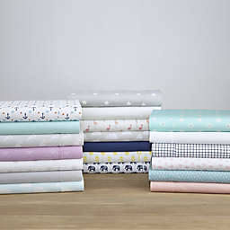 Pointehaven 200-Thread-Count Percale Printed Sheet Set