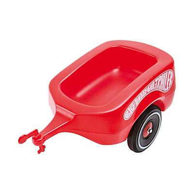 BIG Bobby Car Trailer in Red