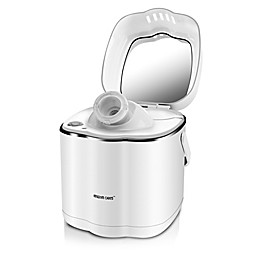 Prospera Hot Mist Nano Facial Steamer in White
