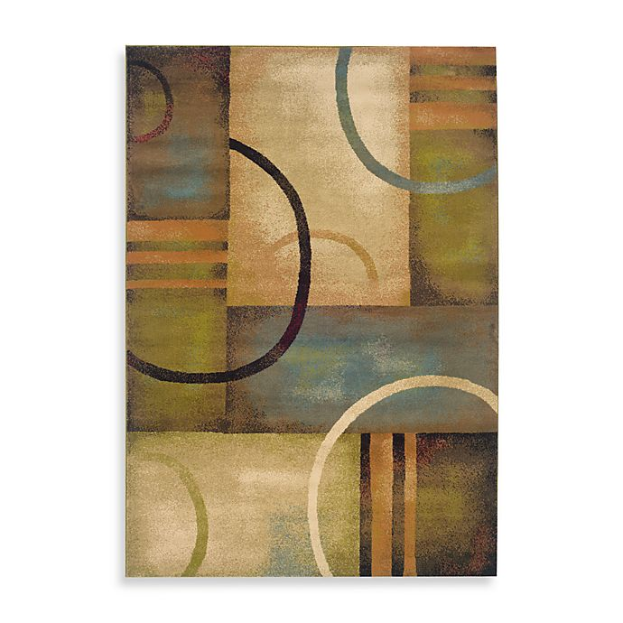 Alternate image 1 for Oriental Weavers Emerson 3-Foot 10-Inch x 5-Foot 5-Inch Optix Area Rug