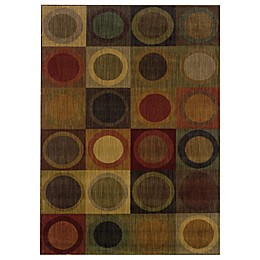 Oriental Weavers Allure Porthole Area Rugs