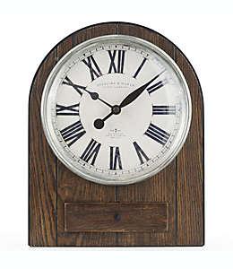 Reloj arqueado Farmhouse Collection Sterling & Noble™ en café