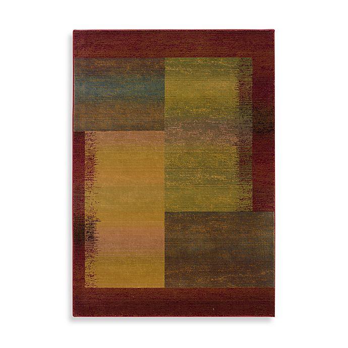 Alternate image 1 for Oriental Weavers Sunset Rug