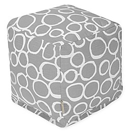 Majestic Home Goods™ Cotton Fusion Ottoman