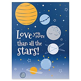 Trend Lab® Galaxy 18-Inch x 24-Inch Canvas Wall Art