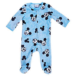 Disney® Mickey Mouse Coverall in Blue