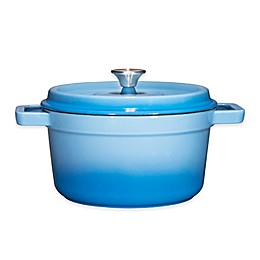 Bruntmor™ Nonstick 6.5 qt. Enameled Cast Iron Covered Dutch Oven