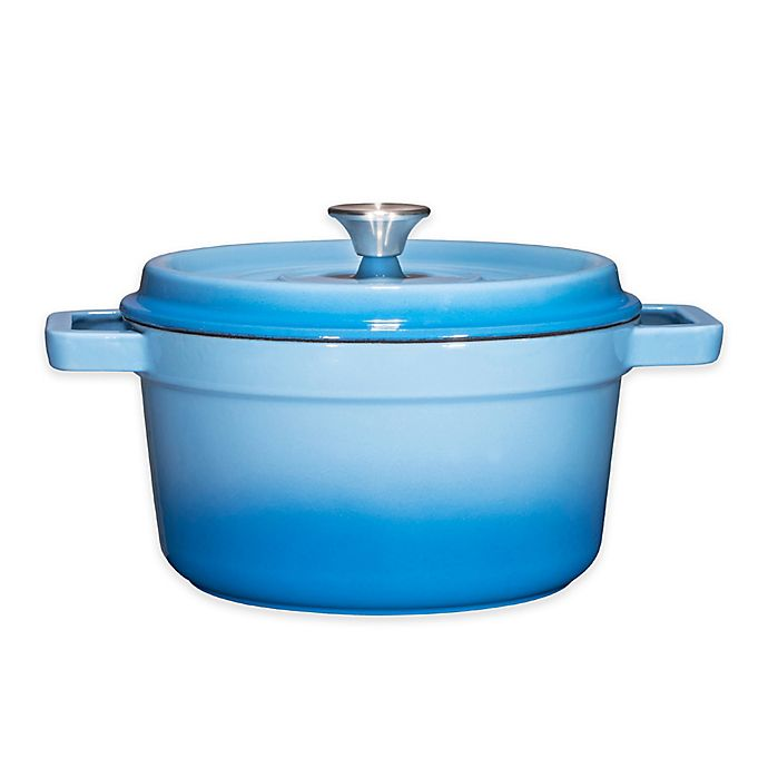 Bruntmor Nonstick 6 5 Qt Enameled Cast Iron Covered Dutch Oven Bed Bath Beyond