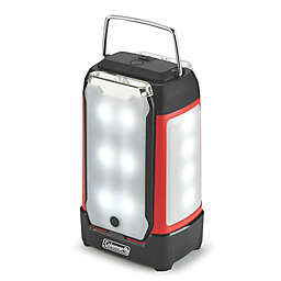 Coleman® 2-Panel 400L LED Lantern in Red