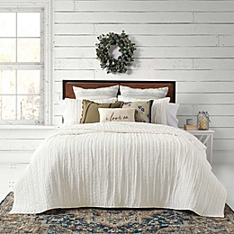 Bee & Willow™ Home French Vintage Ruffled Quilt Set