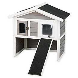 Trixie Pet Products™ Natura Insulated Outdoor Cat Home