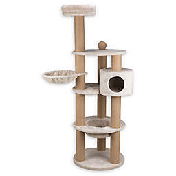 Trixie Pet Products Nigella Cat Playground in Light Grey