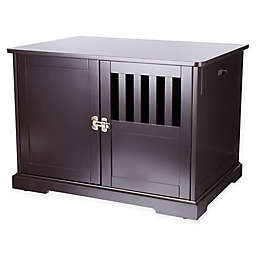 TRIXIE Pet Products Wooden Dog Crate