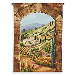 Pure Country Tuscan Vineyard Tapestry