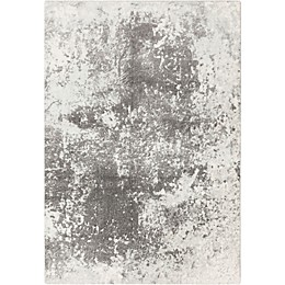Surya Aberdine Calico Modern Rug in Grey