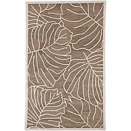 Surya Studio Hand-Tufted Area Rug in Brown/Neutral