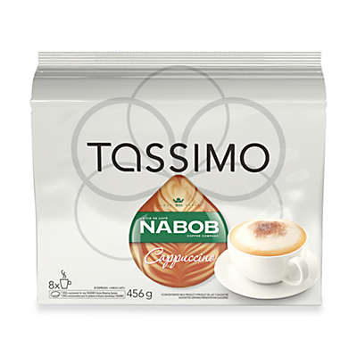 NABOB 16-Count Cappuccino T DISCS For Tassimo™ Beverage System
