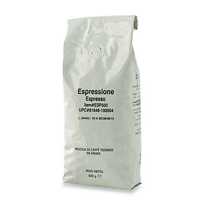 Espressione Espresso Blend Whole Bean Coffee
