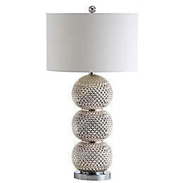 Safavieh Darcia LED Table Lamp in Chrome