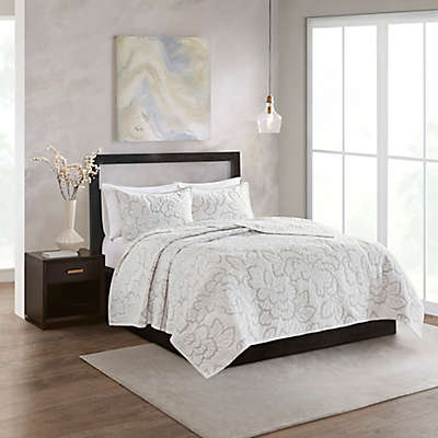 N Natori® Kira Reversible Coverlet Set