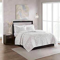 N Natori® Kira Reversible Coverlet Set