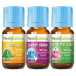 Healing Solutions Best Kids Essential Oils (Set of 3)