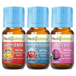 Healing Solutions Healthy Kids Essential Oils (Set of 3)